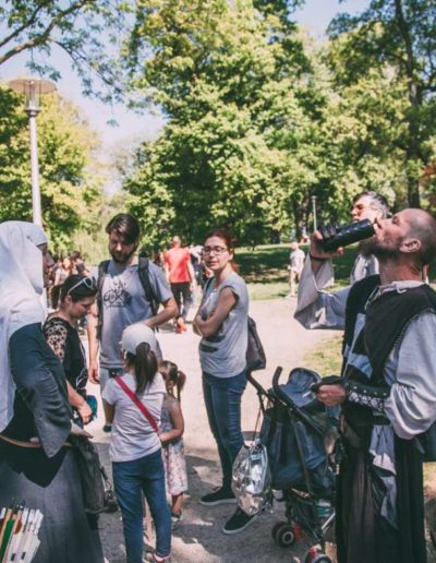 Streličarski turnir u zagrebačkom Parku Ribnjak-2018-3