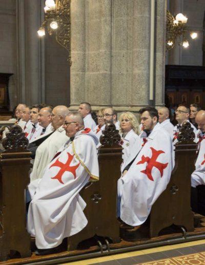 Templari hodočastili u zagrebačku Prvostolnicu-2018-2