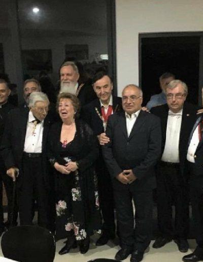 Nakon svečane večere - zajedničko druženje učesnika Međunarodne konferencije