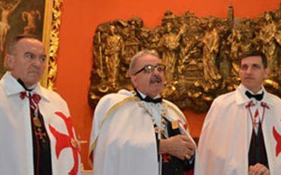 Proljetni obred Templarskih prisega u Zagrebu