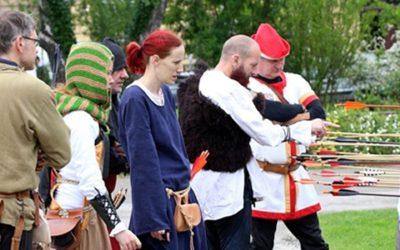 Viteški turnir u srednjovjekovnom streličarstvu