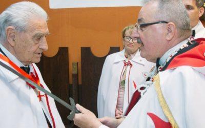 Obred Templarskih prisega u kapeli Sv. Dizma na Novoj Vesi