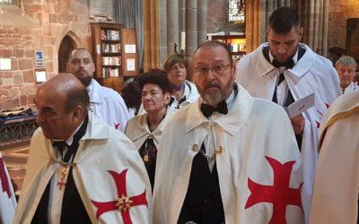 Posjeta Templarskoj braći u Engleskoj