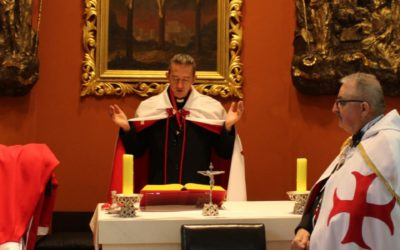 Obred Templarskih prisega