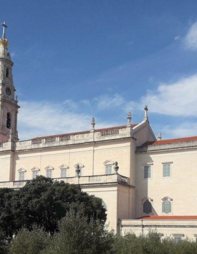 Fatima - Gospina crkva u svetištu