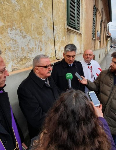 Pozdravna riječ izaslanika Gradonačelnika Grada Zagreba (mag.oec. Patrik Šegota)